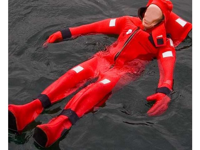 Cold Water Neoprene Immersion Suit